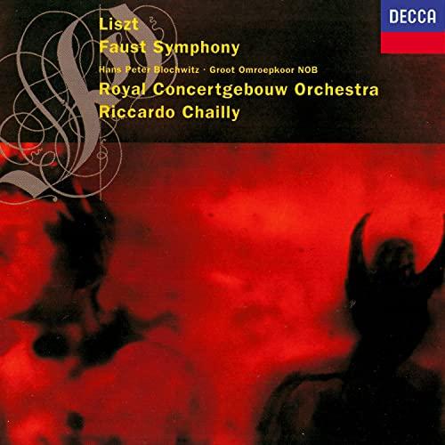 LISZT - Faust Symphony (dir. Riccardo Chailly)