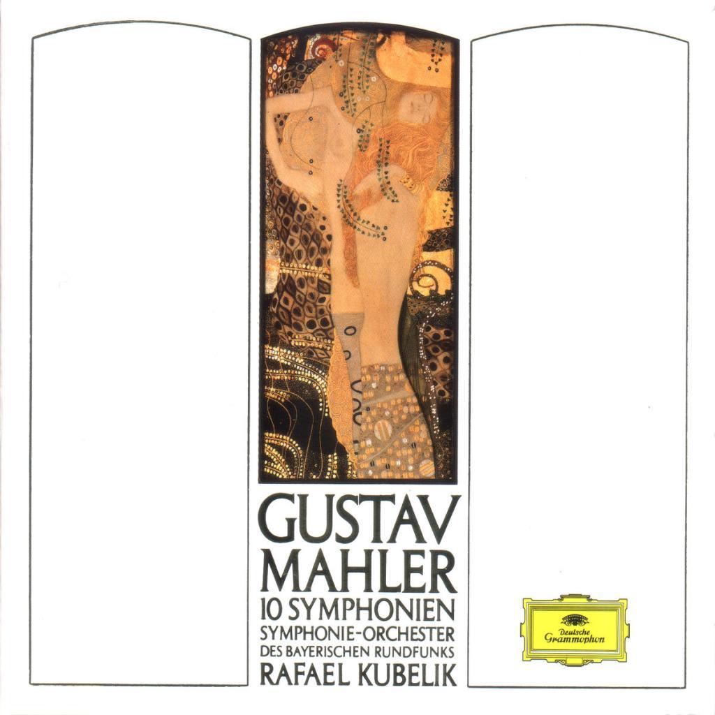 MAHLER - Symphonie #2 (dir. Rafael Kubelik)
